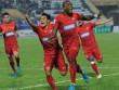 Ngoại binh khủng V-League sút xa ghi bàn như ngoại hạng Anh