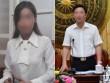 """Công an kết luận vụ Phó Bí thư Thanh Hoá bị đồn có """"bồ nhí"""""""