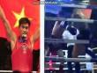 """""""Độc cô cầu bại"""" Việt gây sốc: 6 ngày đoạt 2 đai vô địch Muay thế giới"""