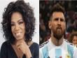 """Bất ngờ: Nữ hoàng truyền hình """"dạy"""" Messi cách vô địch World Cup"""