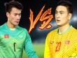 """ĐT Việt Nam: Tiến Dũng U23, Lâm """"Tây"""" đua số 1, Park Hang Seo đau đầu"""