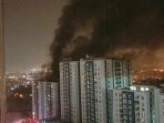 TP.HCM: Cháy chung cư cao cấp, 13 người chết
