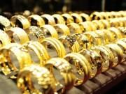 Giá vàng và tỷ giá cùng tăng