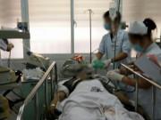 Thông tin về sức khỏe nạn nhân vụ cháy chung cư ở SG