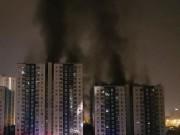 Cháy chung cư ở SG: Hành trình cướp 13 mạng người của làn khói độc