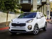 Kia Sportage cán mốc 5 triệu xe trên toàn cầu tuy không chuộng tại Việt Nam
