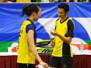 """Cầu lông Việt đỉnh cao: Vợ chồng Tiến Minh,  """" Lin Dan Nhật Bản """"  uy vũ khó cản"""