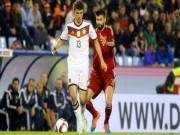 """Nhận định bóng đá Đức - Tây Ban Nha:  """" Xe tăng """"  hủy diệt,  """" Bò tót """"  khó cản"""