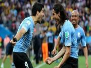 """Uruguay - CH Séc: Vô lê """"thần sầu"""", sức mạnh song tấu"""