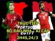 TRỰC TIẾP bóng đá Bồ Đào Nha - Ai Cập: Ronaldo năng nổ, Salah mất hút