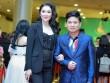 Hoa hậu Nguyễn Thị Huyền quyến rũ sánh đôi cùng Tấn Minh