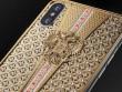 """""""Choáng ngợp"""" với những chiếc iPhone X dát vàng, nạm kim cương của giới siêu giàu"""