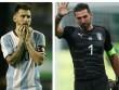 Argentina - Italia: Buffon và nỗi ám ảnh mang tên Messi