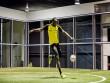 """Usain Bolt tập cùng """"nam thần"""" Marco Reus: Hướng tới MU, mơ thành siêu sao"""