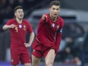 Ronaldo 2 phút 2 bàn: Công phá top 3 chân sút vĩ đại nhất lịch sử