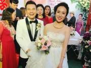 Vợ DJ nóng bỏng của Khắc Việt xinh đẹp rạng ngời trong lễ rước dâu