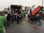 Từ vụ xe cứu hỏa bị tông:  Xe ưu tiên cũng phải tránh phương tiện khác