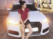 Hot girl Việt tậu nhà, mua xe năm bao nhiêu tuổi?