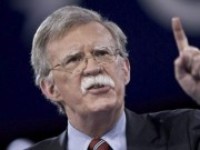 Mỹ có tân cố vấn an ninh cứng rắn, điều gì đang chờ Iran, Triều Tiên?