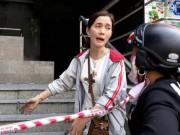 """Vụ cháy chung cư ở Sài Gòn:  """" Họ đã chết trước mắt tôi """""""