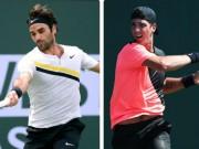 Cập nhật Miami Open ngày 4: Vua Federer xuất trận