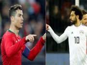 Salah siêu phẩm kèo trái, Ronaldo hóa siêu anh hùng