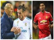 Zidane bị tố ngụy quân tử, Bale sẽ tới MU: Real nhắm Rashford thay thế