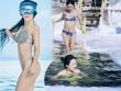 Bà mẹ xứ Trung 51 tuổi nuột nà hơn gái 18 nhờ bơi trong băng giá