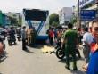 1 nam thanh niên bị xe buýt cán tử vong ở Gò Vấp