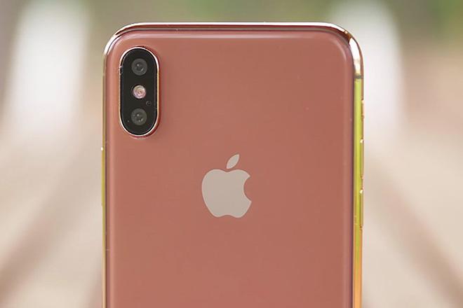 Apple sắp ra mắt iPhone X màu đỏ để thúc đẩy doanh thu - 1