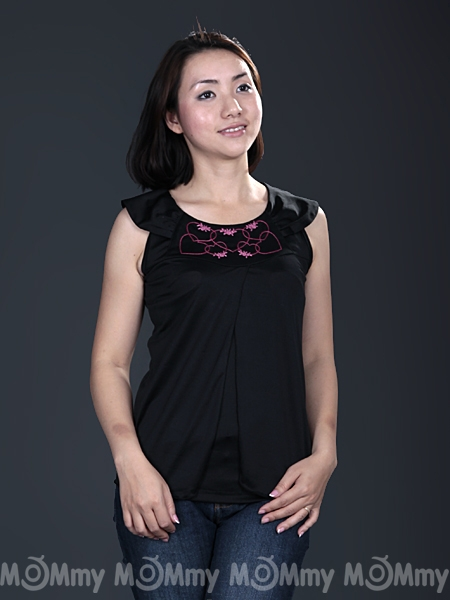 Đầm bầu Mommy: Tặng áo sau sinh tại showroom 244 Cầu Giấy - 3