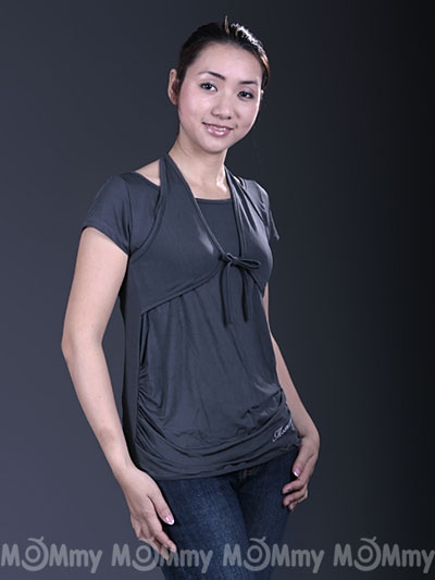 Đầm bầu Mommy: Tặng áo sau sinh tại showroom 244 Cầu Giấy - 8