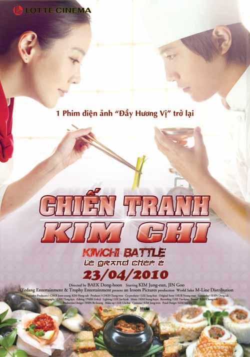Cuộc chiến kim chi: Toả sắc hương vị món Hàn - 1