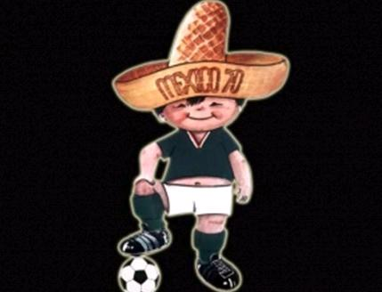 Linh vật qua các kỳ World Cup - 2