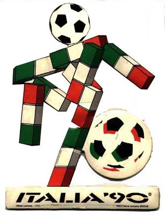 Linh vật qua các kỳ World Cup - 7