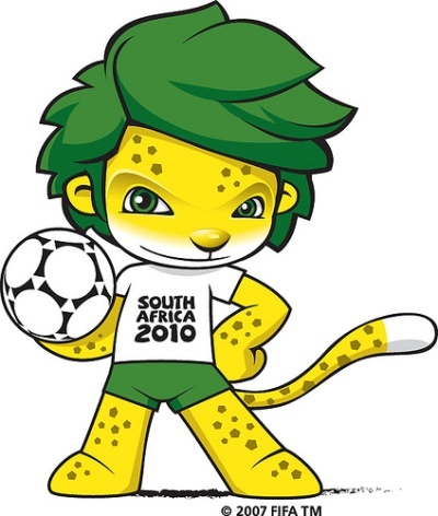 Linh vật qua các kỳ World Cup - 12
