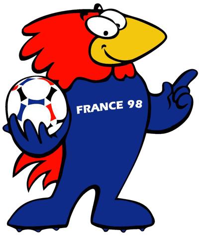 Linh vật qua các kỳ World Cup - 9