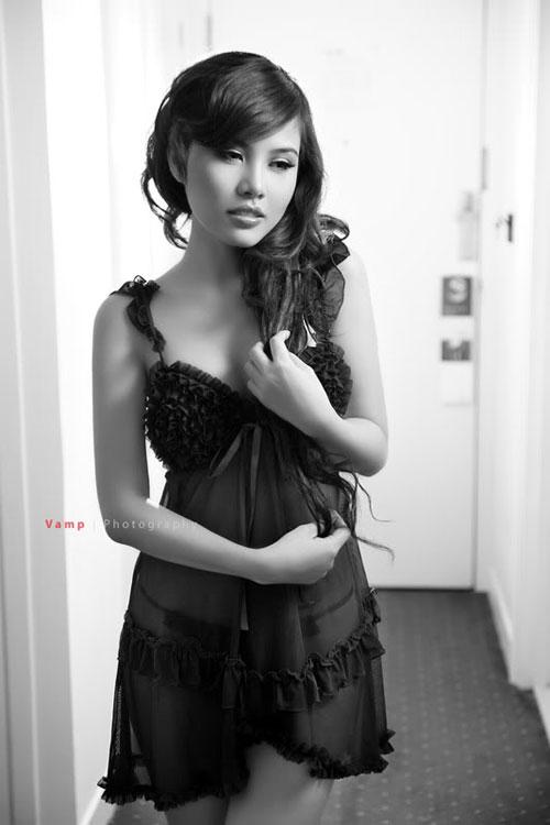 Nhã Lê – Bom sex Việt - 18