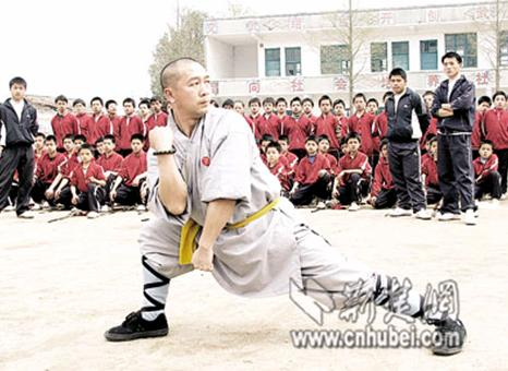 La Hán quyền trứ danh của Thiếu Lâm Tự - 2
