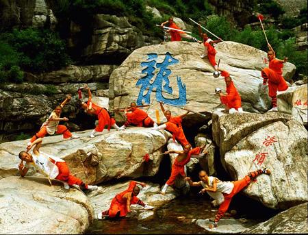 La Hán quyền trứ danh của Thiếu Lâm Tự - 3