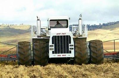 Chiếc máy cày lớn nhất thế giới - 7