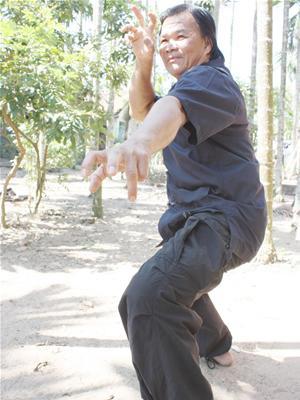 Xem 'hổ xám' xứ Quảng vùng vẫy - 1