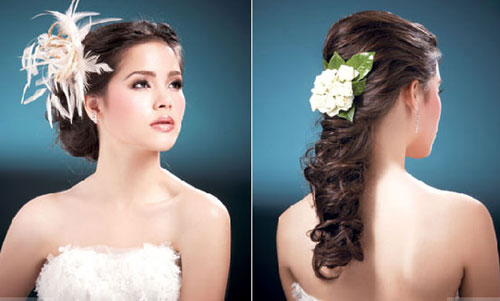 Video: Kiêu kì mái tóc cô dâu - 1