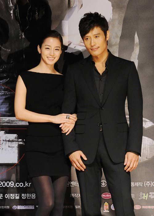Lee Byung Hun&Kim Tae Hee quay lại phim IRIS 2? - 3