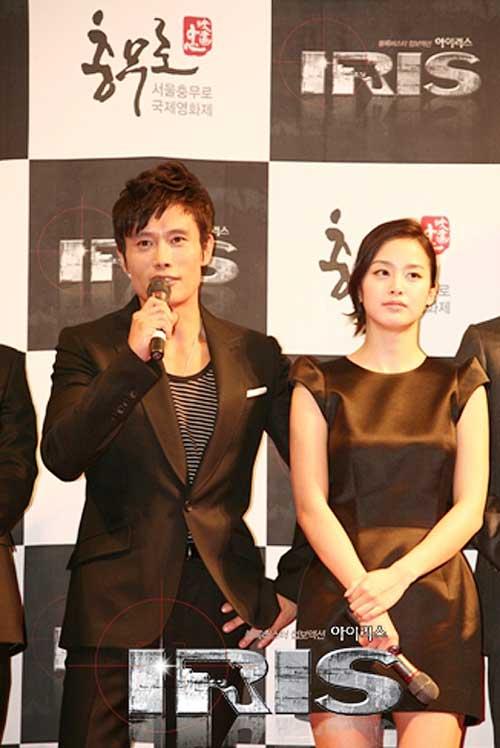 Lee Byung Hun&Kim Tae Hee quay lại phim IRIS 2? - 2