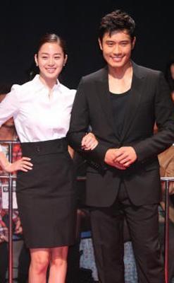Lee Byung Hun&Kim Tae Hee quay lại phim IRIS 2? - 16