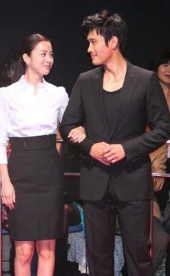 Lee Byung Hun&Kim Tae Hee quay lại phim IRIS 2? - 15