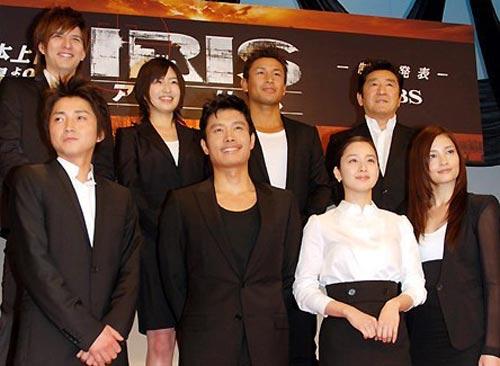 Lee Byung Hun&Kim Tae Hee quay lại phim IRIS 2? - 14