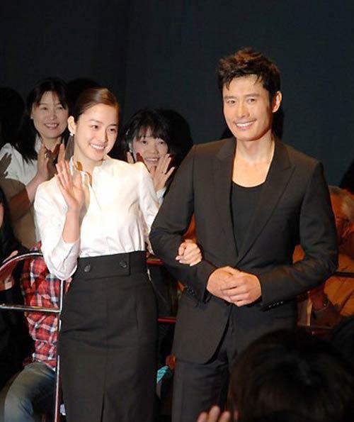 Lee Byung Hun&Kim Tae Hee quay lại phim IRIS 2? - 19