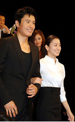 Lee Byung Hun&Kim Tae Hee quay lại phim IRIS 2? - 18